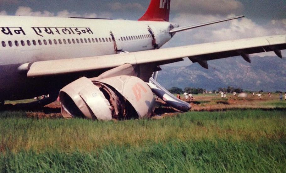 Major Air Crashes
