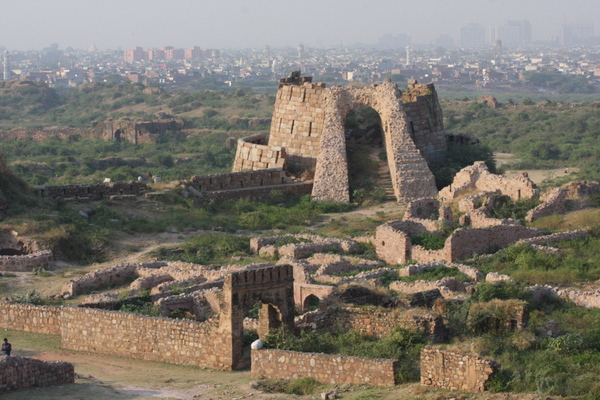 Unexplored Places In Delhi