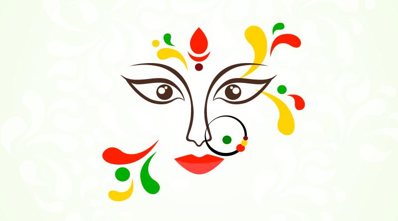 Women Durga