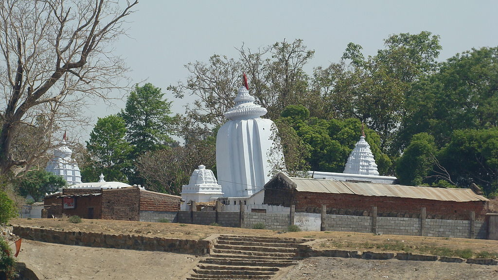 leaning temple of huma - photo 2