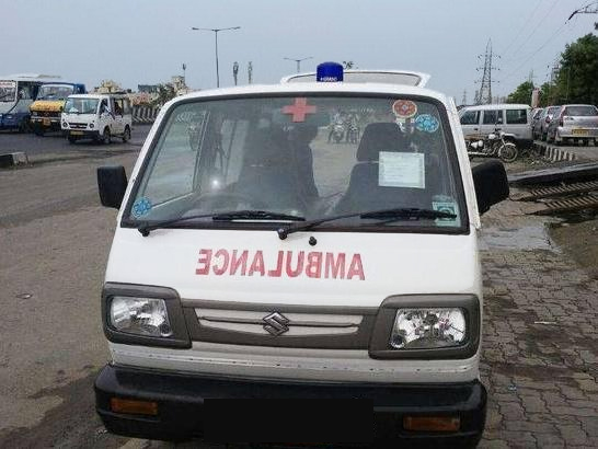 Chennai Drunk man drive away an ambulance