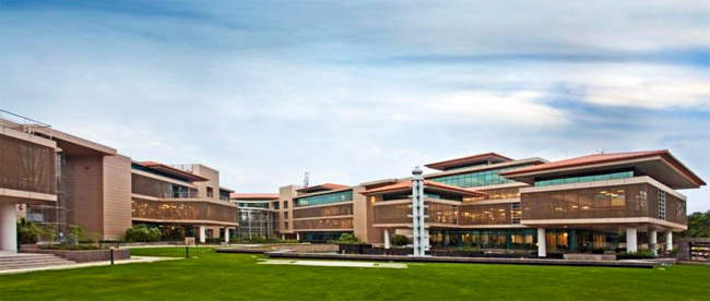 An energy efficient campus