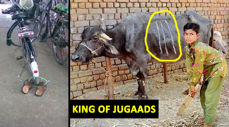 20 Photos That Prove That Indians Are The King Of Jugaads